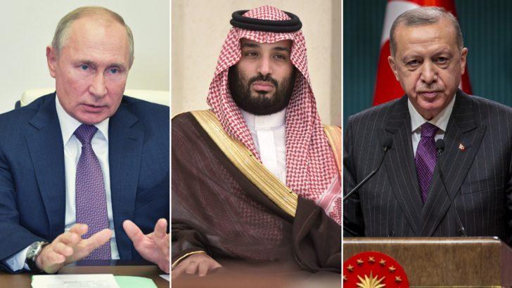 Financial Times yazarı Rachman, 'üç güçlü liderin' Ortadoğu mücadelesini yazdı