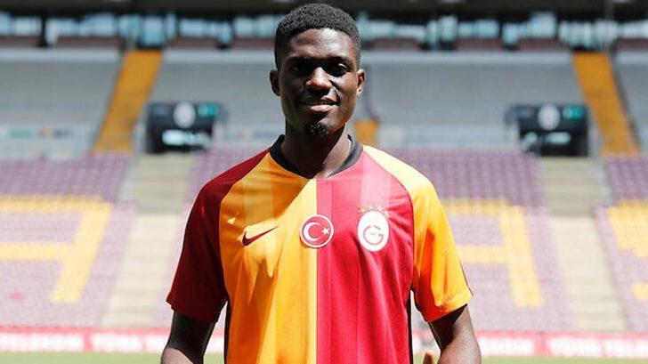Galatasaray'da Nijeryalı genç oyuncu Valentine Ozornwafor'un lisansı çıkarılmadı