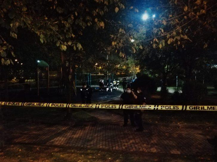 İstanbul'da dehşete düşüren olay! 22 yaşındaki genç, çocuk parkında asılı halde bulundu