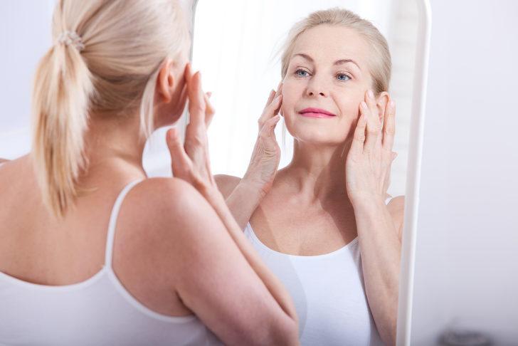 Basit önlemlerle cildinizdeki yaşlanma belirtilerini tersine çevirebilirsiniz