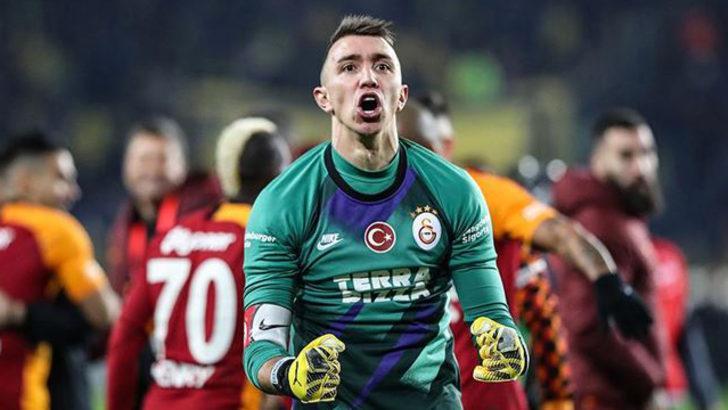 Galatasaray Muslera ile sözleşme uzatıyor (Fernando Muslera kimdir?)