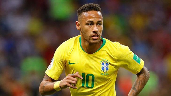 Neymar Brezilya Milli Takımı'nın ikinci en skoreri