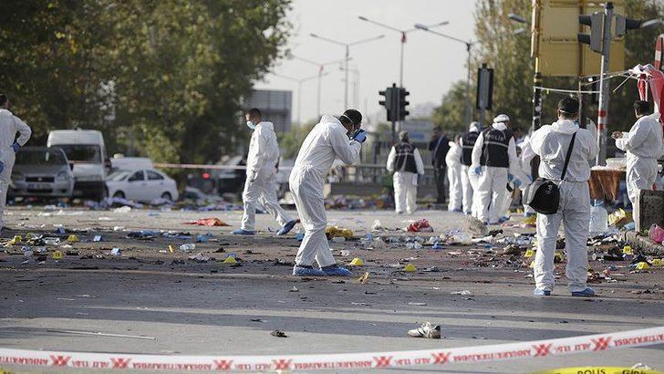 Ankara Garı katliamında verilen cezalar onandı