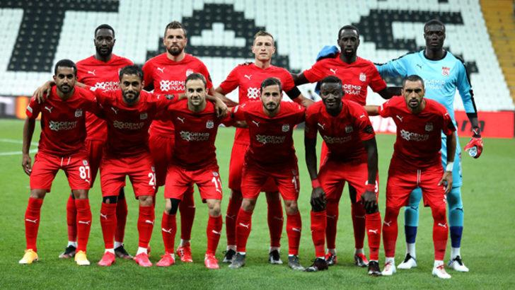 Sivasspor'un A takım listesi belli oldu