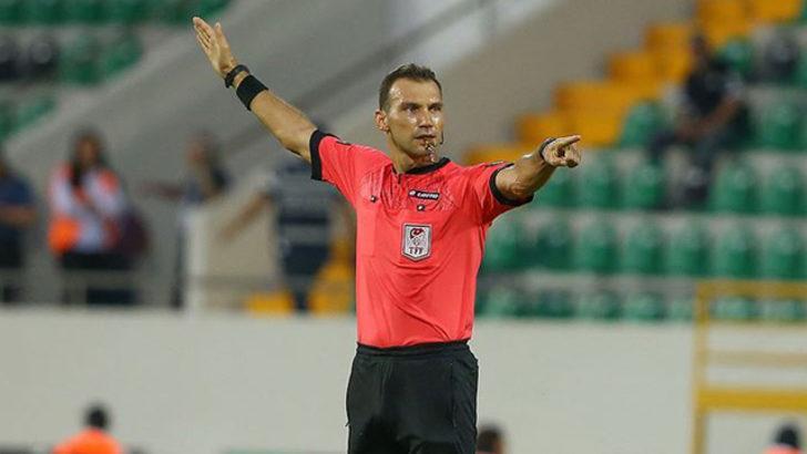 Trabzonspor- Başakşehir maçını Bahattin Şimşek yönetecek