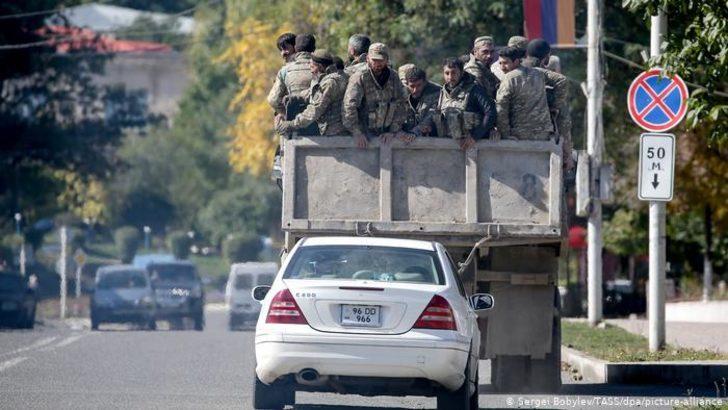 Ermenistan'dan toprak kayıplarıyla ilgili ilk doğrulama