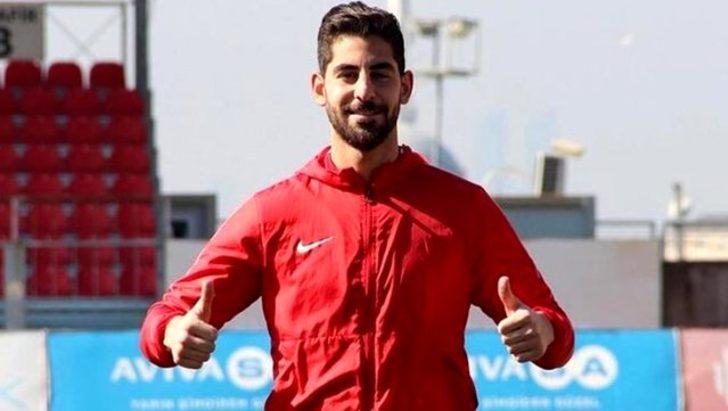 Başakşehir'de tutunamayan Atabey Çiçek, Westerlo formasıyla kupa maçında hat-trick yaptı