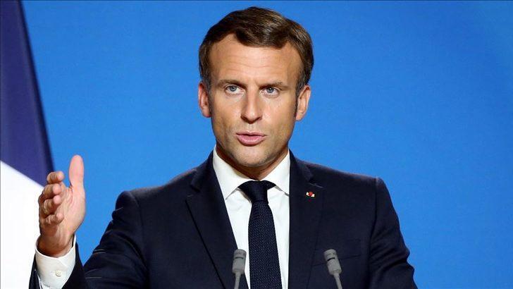 Macron: Ülkede görev alan asker sayısı 3 binden 7 bine çıkarıldı
