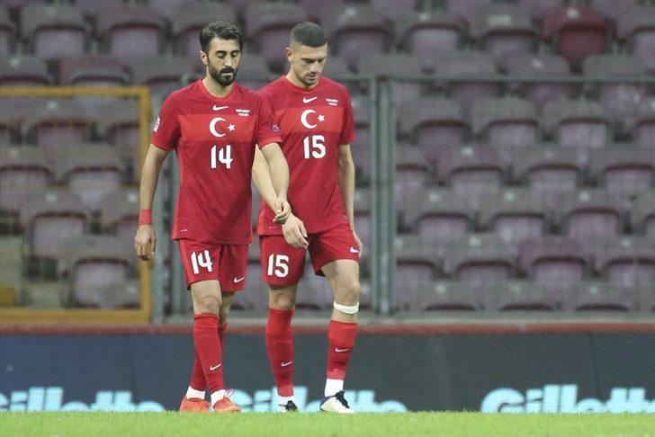 ÖZET | Türkiye-Sırbistan: 2-2