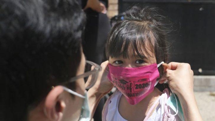 Koronavirüs aşısıyla ilgili ABD'den flaş iddia: Çocuklara tavsiye edilmeyebilir
