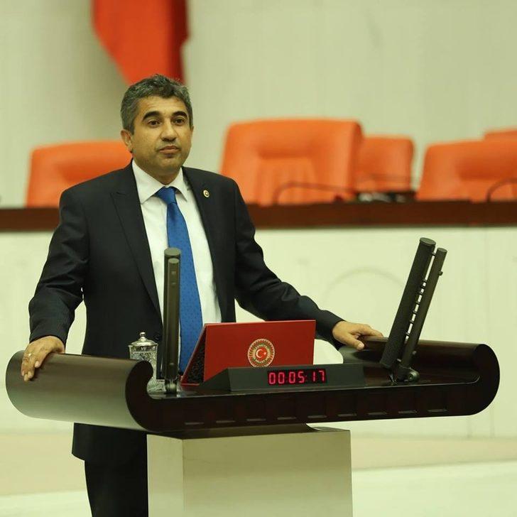 CHP Milletvekili İlhan, sağlık sendikalarının taleplerini TBMM'inde anlattı