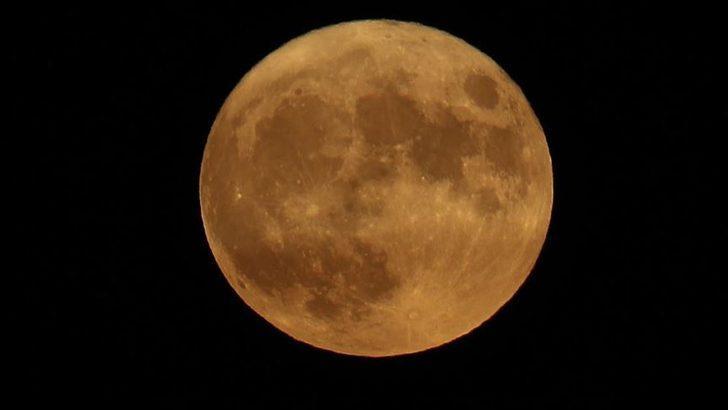 Ay, milyarlarca yıl önce Dünya'nın atmosferini Güneş'ten korumuş olabilir