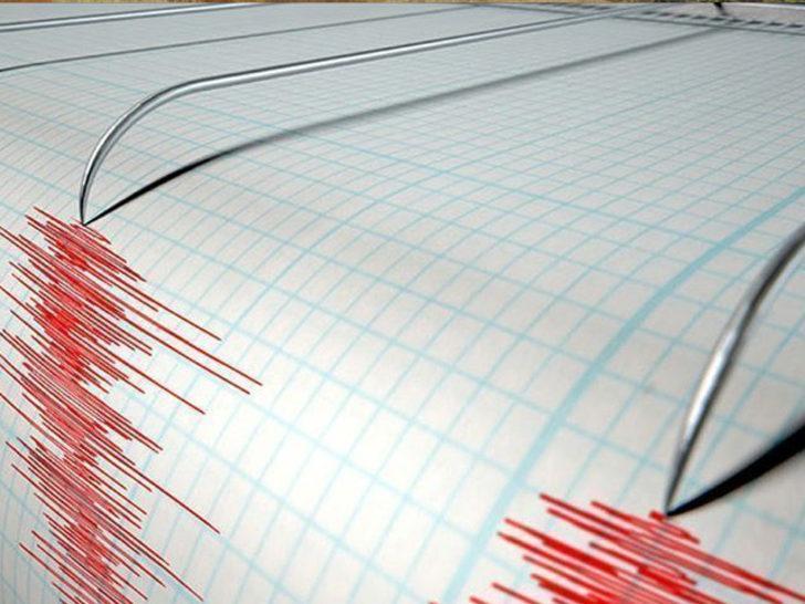 İstanbul'da deprem(AFAD-Kandilli son depremler)