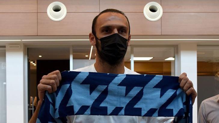 Vedat: Lazio'nun İbrahimovic'i değil, Muriqi'i olacağım
