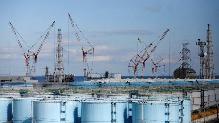 '1 milyon tondan fazla radyoaktif su denize boşaltılacak'