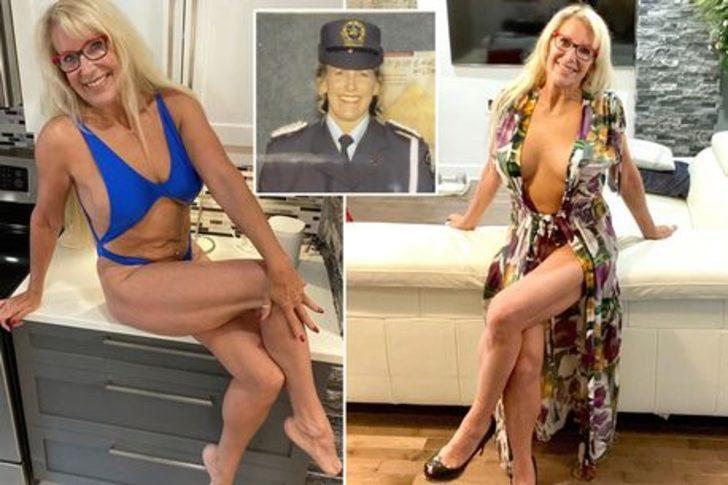 Seks filmlerinde rol almak için polislikten istifa etti