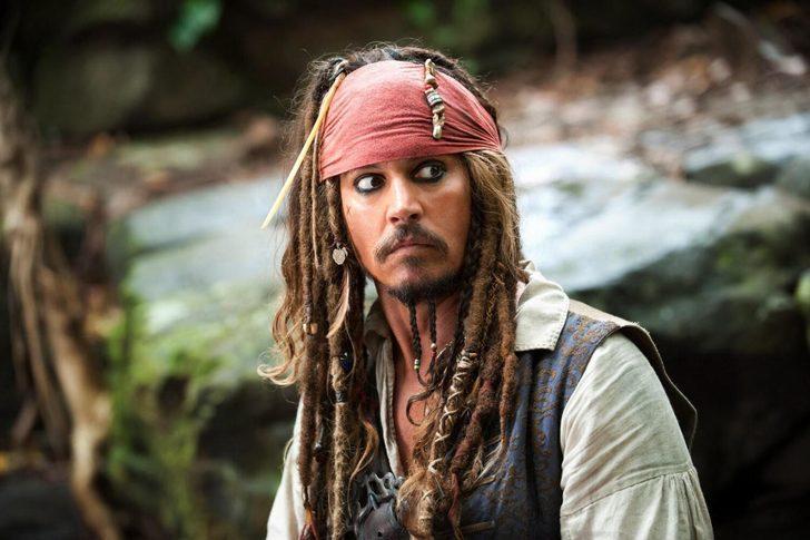 İddiaların sonu gelmiyor: 'Karayip Korsanları çekimlerinde yapımcılar sarhoş olduğumu sanıyordu'
