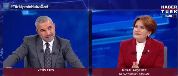 Son dakika! Meral Akşener'den canlı yayında dikkat çeken açıklamalar