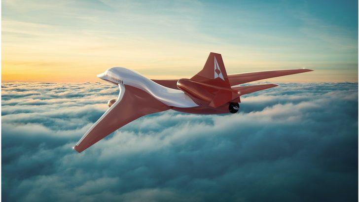 Yeni jetler süpersonik seyahatleri canlandırmayı hedefliyor