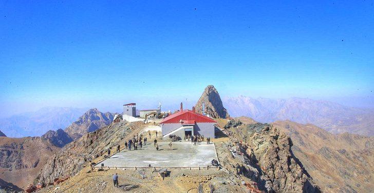 Bakan Soylu: Türkiye'nin en yüksekteki üs bölgesi bir haftaya bitiyor