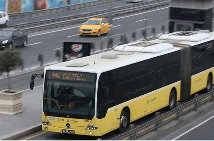 İBB'den 100 metrobüs alımı için ihale!