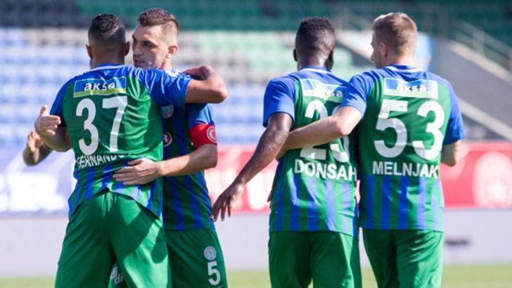 ÖZET | Çaykur Rizespor -Ankaragücü maç sonucu: 5-3