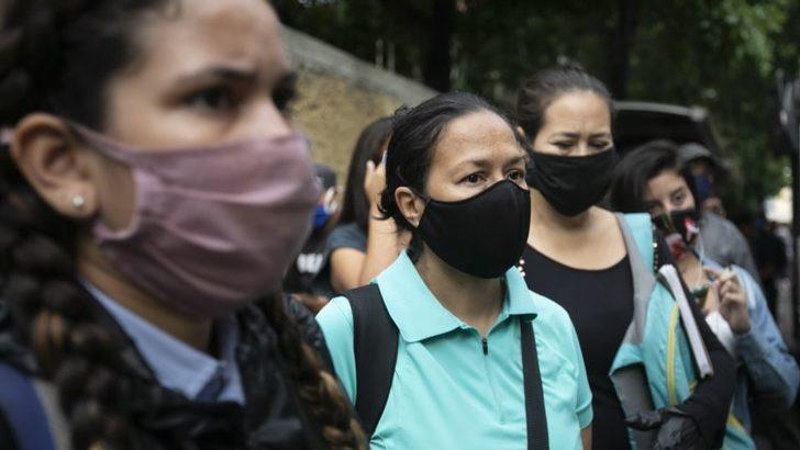 Venezuela'da Karantinada Her 38 Saatte Bir Kadın Cinayeti Yaşandı
