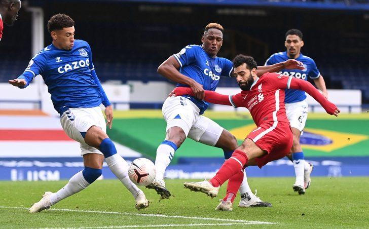 ÖZET   Everton 2-2 Liverpool