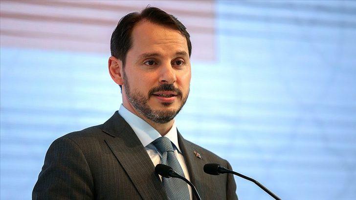 Bakan Albayrak'tan 'doğalgaz rezervi' mesajı