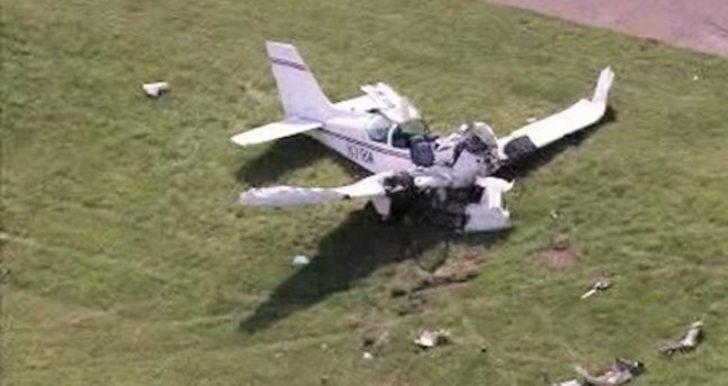 ABD'nin Louisiana kentinde küçük uçak düştü: 2 ölü