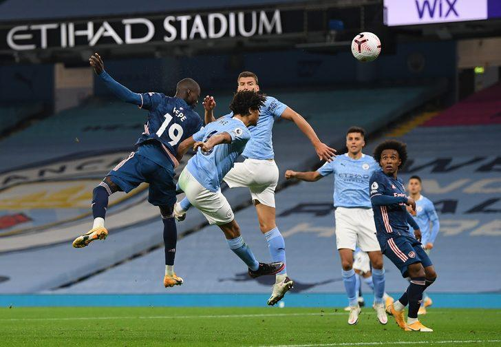 ÖZET  Manchester City - Arsenal: 1-0