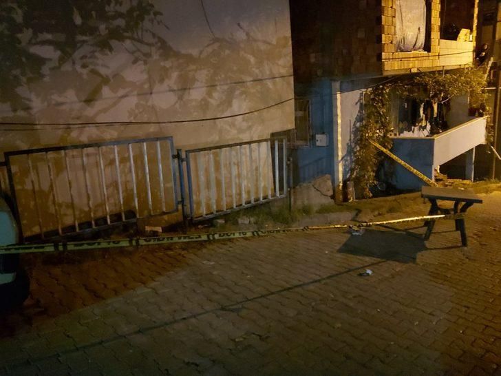 Kocaeli'de sokak ortasında silahlı saldırı