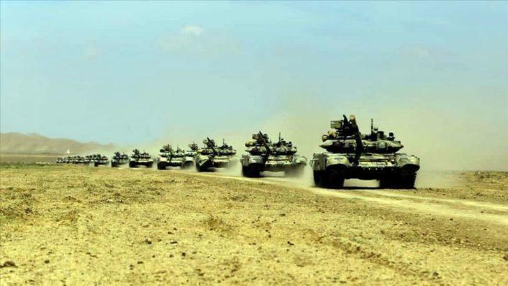Azerbaycan ile Ermenistan'dan ateşkes kararı