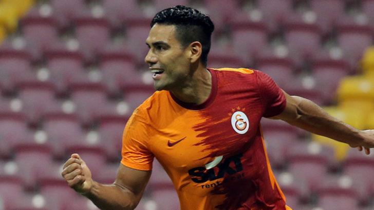 Galatasaray'da Falcao ile yollar ayrılıyor