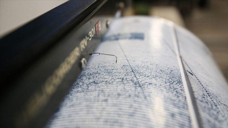 Ege Denizi'nde deprem! AFAD ve Kandilli Rasathanesi duyurdu (Son depremler)