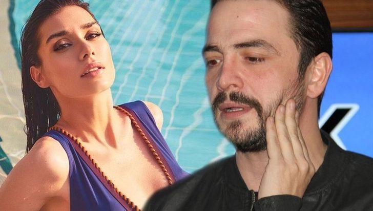 Ahmet Kural ve Burcu Kıratlı pişti oldu! Burcu Kıratlı'nın eski nişanlısına bakışı olay oldu