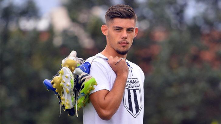 Francisco Montero: Beşiktaş'ın teklifini düşünmeden kabul ettim