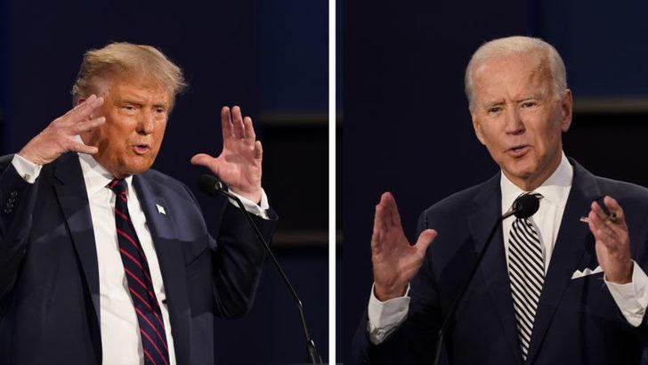 Trump ve Biden Seçim Etkinliklerine Devam Ediyor