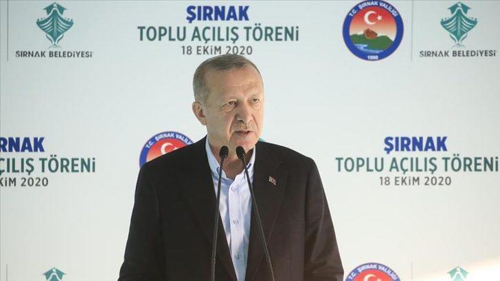 Cumhurbaşkanı Erdoğan: Yurt dışı patentli senaryolarla iktidara gelme planları boşa çıkacak
