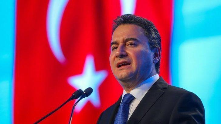 DEVA Partisi Genel Başkanı Ali Babacan'dan sosyal yardım vurgusu