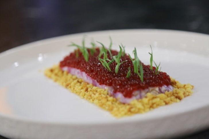 Denizden yemeği nasıl yapılır? MasterChef Denizden yemeği nedir? Mehmet Yalçınkaya'nın özel yemeği Denizden malzemeleri ve tarifi