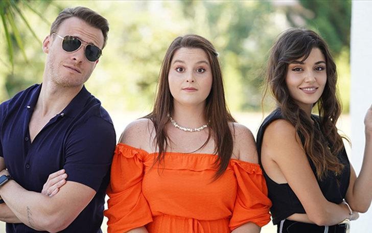 Sen Çal Kapımı dizisi oyuncusu Elçin Afacan koronavirüse yakalandı