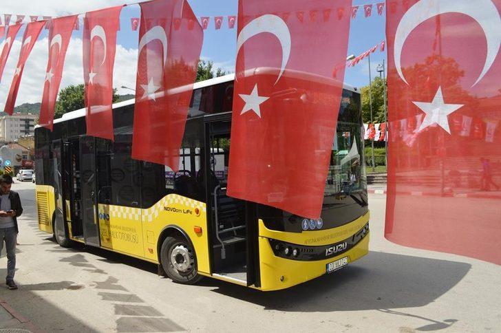 Afyonkarahisar'da belediye otobüslerinde HES kodu uygulaması başlıyor