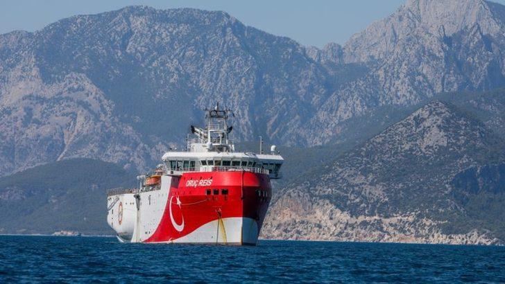 """""""Türkiye Doğu Akdeniz'de Politik Hata Yapıyor"""""""
