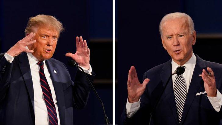 Trump ve Biden Son Tartışma Programına Hazırlanıyor