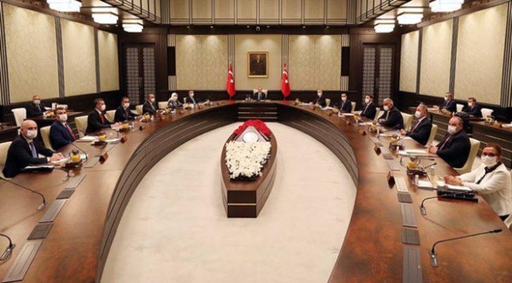 Cumhurbaşkanlığı Kabinesi toplanıyor! Koronavirüsle mücadelede yeni tedbirler alınacak mı?