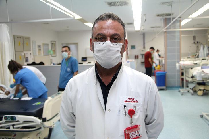 Bilim Kurulu üyesinden zatürre hasta sayısıyla ilgili açıklama