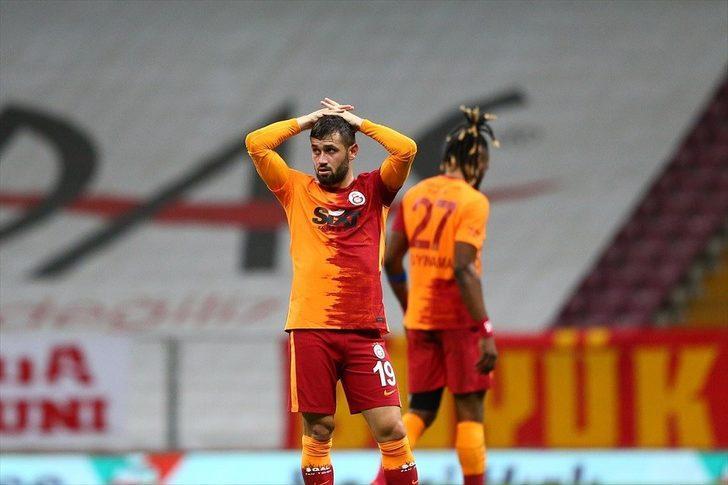 Galatasaray'dan son 14 sezonun en kötü lig başlangıcı