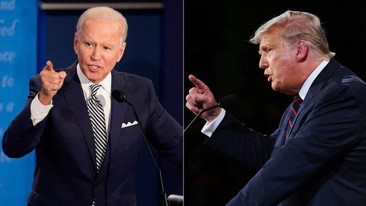 Trump ilk kez 'Biden kazandı' dedi!
