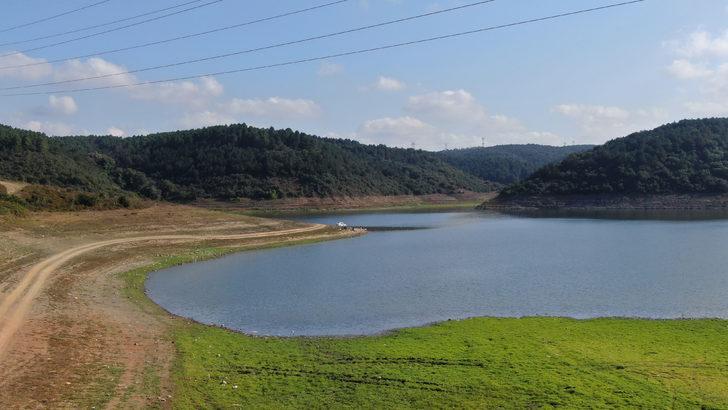 İstanbul'da barajlar alarm veriyor: Yağışların faydası olmadı